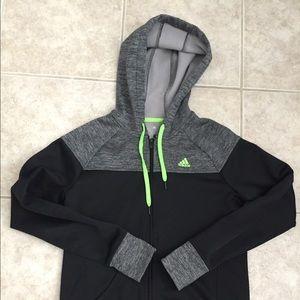 Adidas Fleece Sweatshirt Small